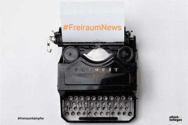FreiraumNews: Erfolgsfaktor effizientes Bewerbermanagement