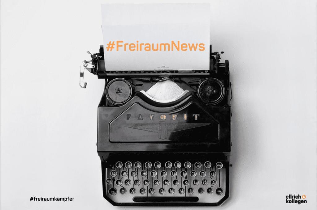 FreiraumNews: HR Softwareauswahl und HR Trends 2021
