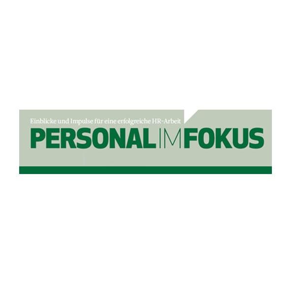 """Unternehmen im Fokus: Unser gemeinsames Projekt mit dem DIN Institut in der aktuellen """"Personal im Fokus"""""""